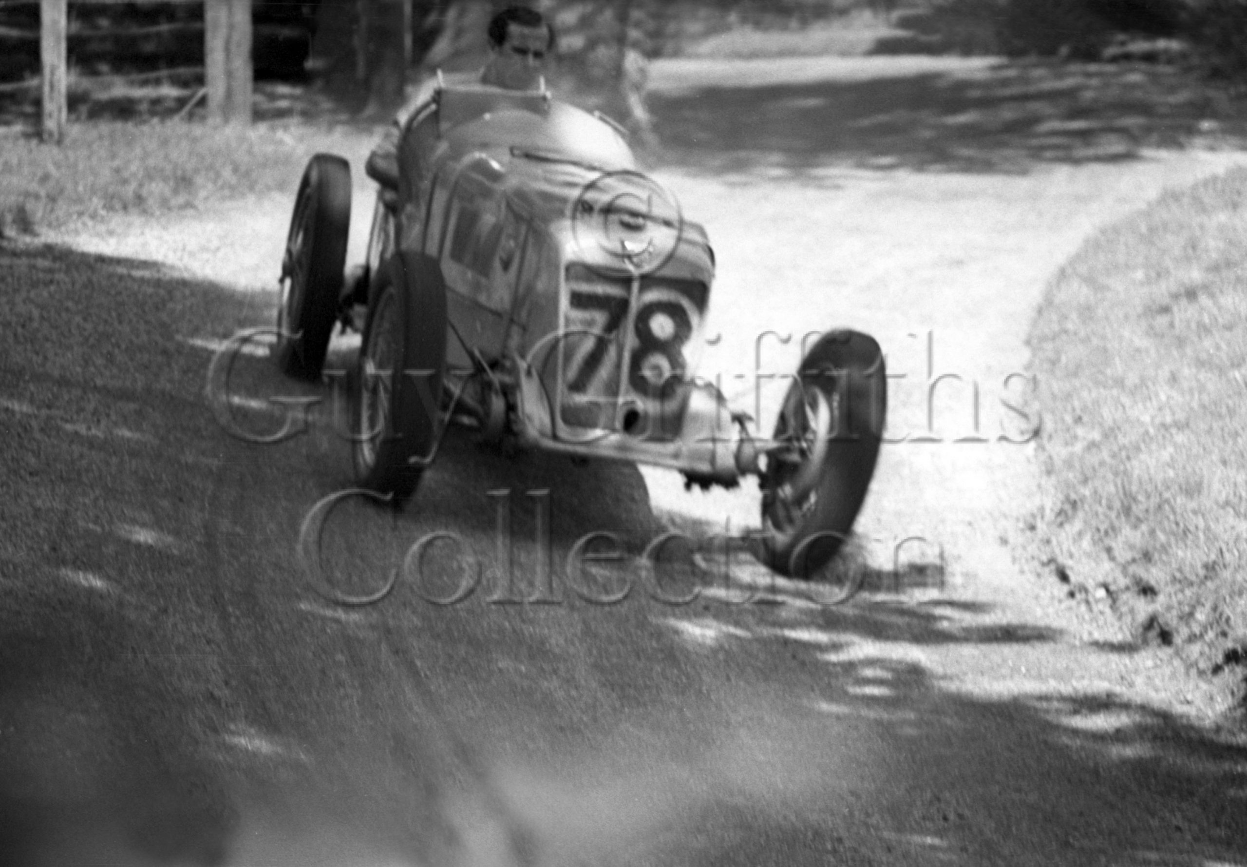 6-136–A-F-Rivers-Fletcher–MG–Great-Auclum–25-07-1948.jpg - Guy Griffiths Collection
