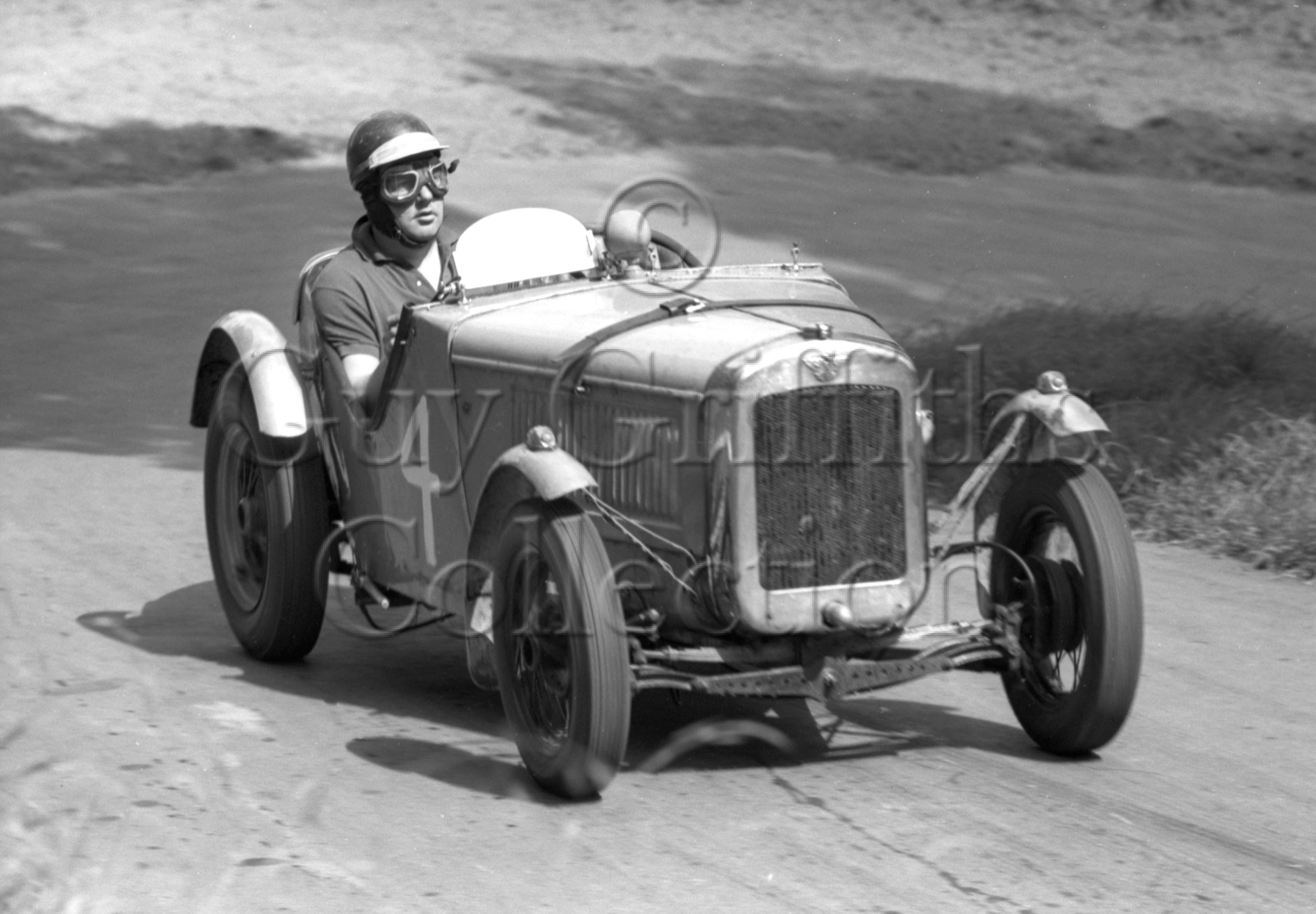 77-164–D-G-Marchant–Austin-Ulster–Prescott–18-08-1963.jpg - Guy Griffiths Collection