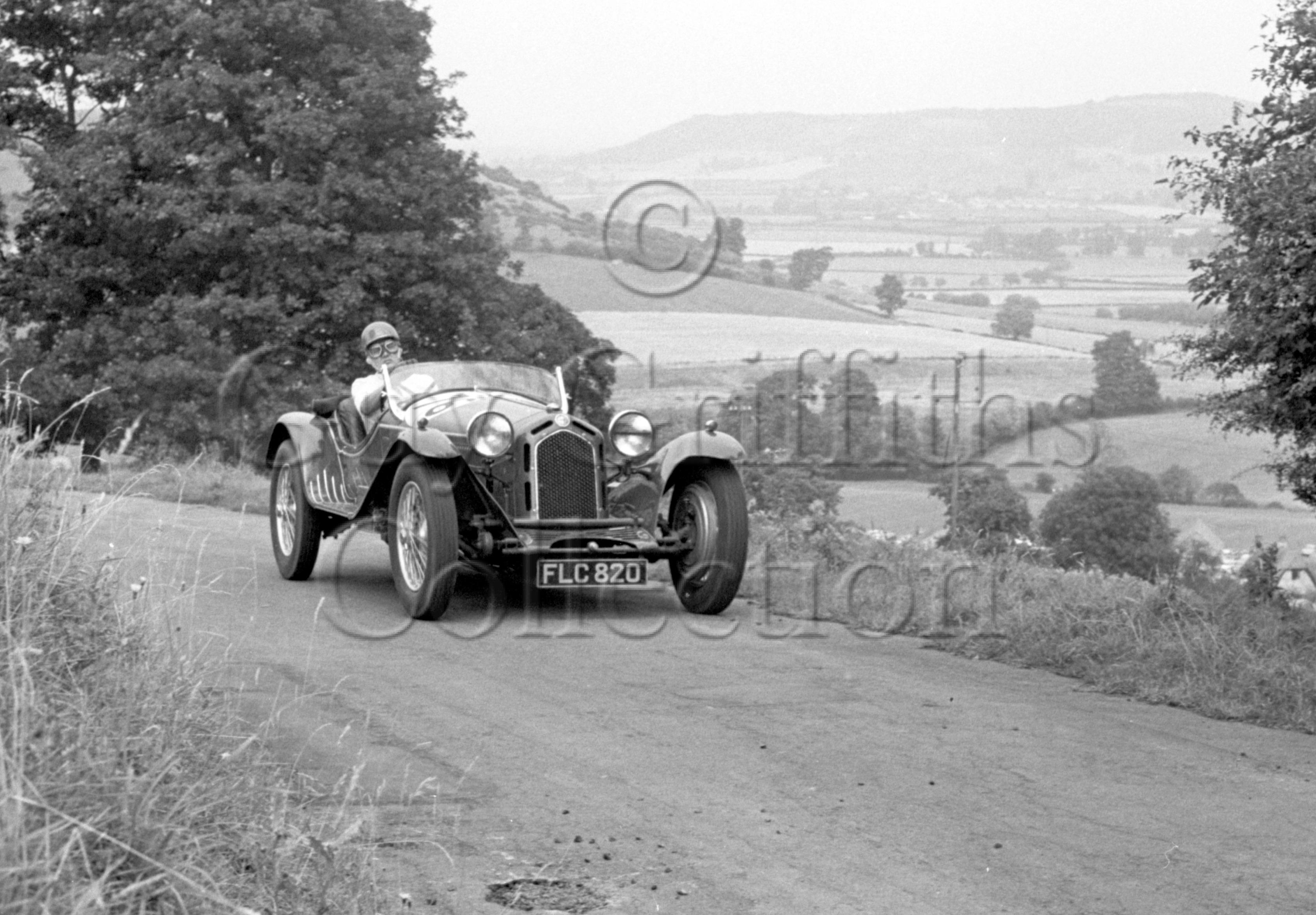 85-796–W-H-Summers–Alfa-Romeo–Prescott–16-08-1964.jpg - Guy Griffiths Collection